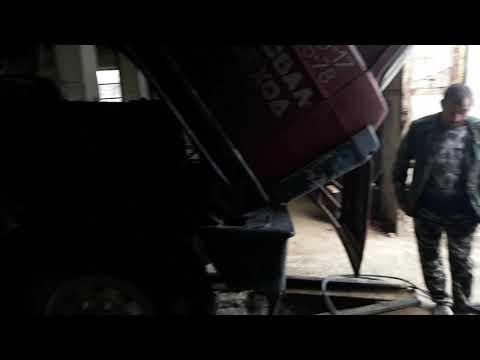 Ремонт двигателя татра