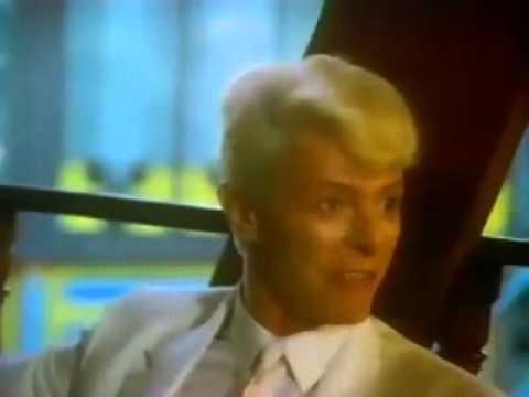 David Bowie 1983年來香港時的記錄片