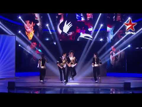 India's Dancing SuperStar   Ep 19   MJ5's tribute to Michael Jackson