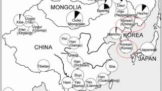 朝鮮韓国人のルーツは感情剥き出しで嘘つきの「エヴェンキ・ワイ族」である