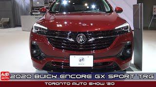 2020 Buick Encore GX Sport TRG - Exterior And Interior - Toronto Auto Show 2020