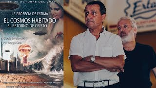 Pier Giorgio Caria - La profecia de Fatima, el cosmos habitado el Retorno de Cristo - PARAGUAY