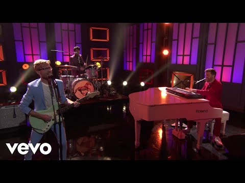 Jukebox The Ghost - Everybody's Lonely (Live At Late Night With Conan O'Brien)