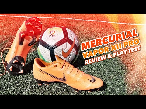 MERCURIAL VAPOR XII PRO | REVIEW & PLAY TEST