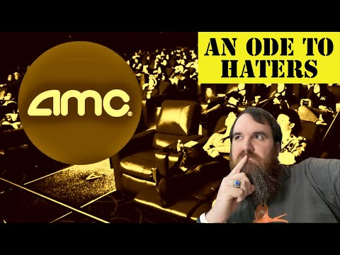 AMC Theaters Starts Reopening...an Ode To The Haters