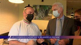 Yvelines | Les commerces s'apprêtent à relancer la machine