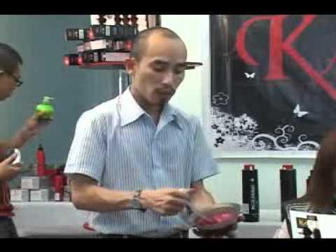Huong dan nhuom Disc 1 clip2