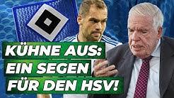HSV ohne Kühne: Darum geht es jetzt bergauf!  Analyse