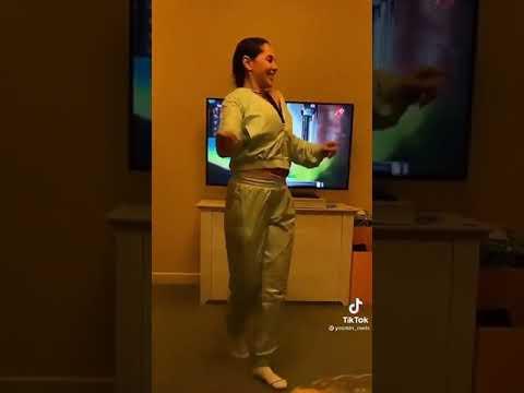 رقص ياسمين رئيس على اغنية كل يوم من مسلسل ملوك الجدعنة