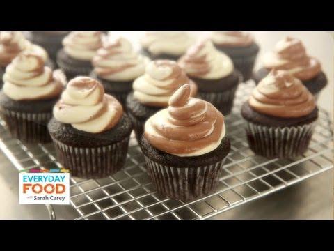 Chocolate Cake Recipe - One Bowl Dessert - Everyday Food with Sarah Carey
