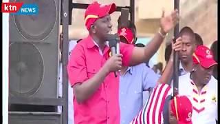 Video Jubilee woos Nairobi : William Ruto says NASA plans to cause chaos download MP3, 3GP, MP4, WEBM, AVI, FLV September 2017