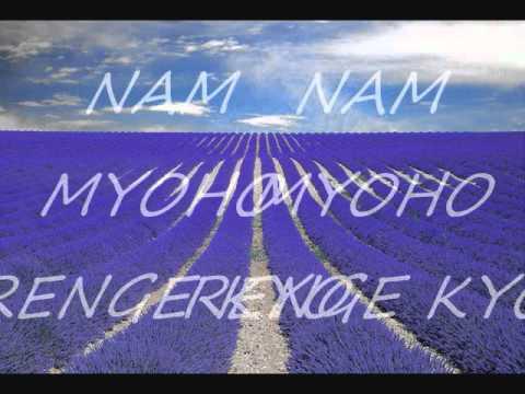 NAM MYOHO RENGE KYO como orar & Frases Daisaku Ikeda