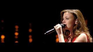 Lauren geeft tijdens de generale repetitie alles van zichzelf | K3 Zoekt K3 | VTM