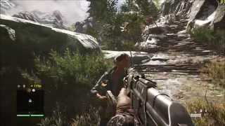 Far Cry 4 - NVIDIA Setttings (FPS) Gameplay 970 gtx sli