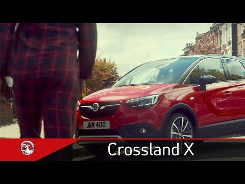 #PyjamaMamas | New Crossland X | Vauxhall