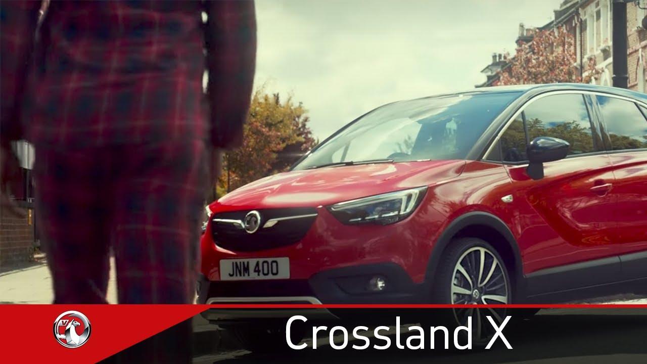 #PyjamaMamas   New Crossland X   Vauxhall