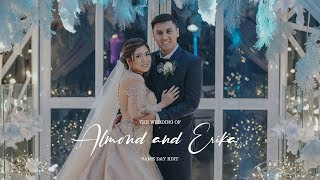 Almond and Erika | On Site Wedding Film by Nice Print Photography