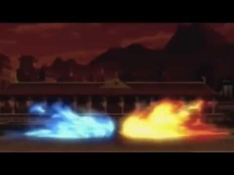 Zuko And Azula AMV (ATLA)- I See Fire