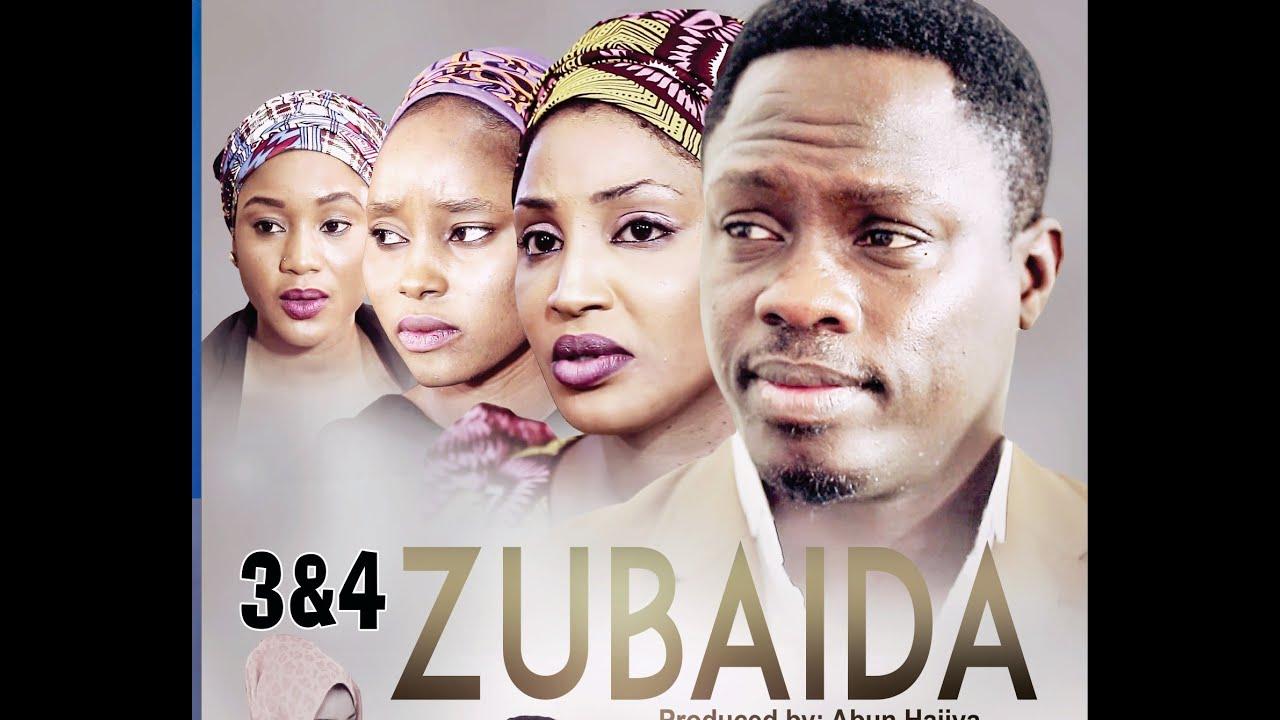 Download ZUBAIDA 3&4 LATEST HAUSA FILM 2020
