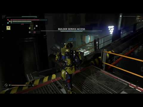 The Surge CREO EX02 Prototype RIG MK Location - Central Production B (1st Return)
