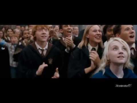 Harry Potter - Hunger Games la révolte partie 2 (détournement bande annonce en VF) poster