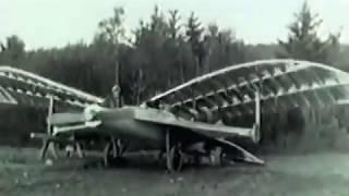 Phát minh máy bay từ thời xưa,những phat minh độc đáo