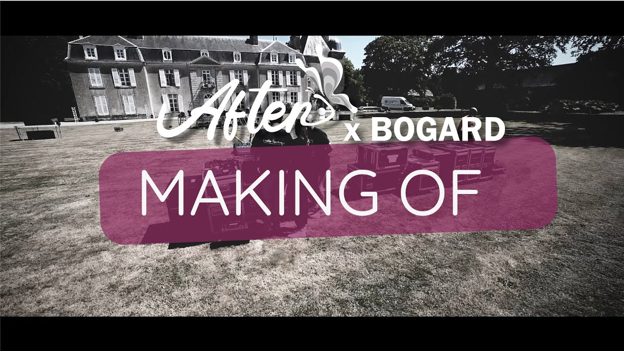 Making Of - after x bogard
