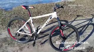Горный велосипед KINETIC CRYSTAL 27,5, 2018 года, купить недорого видео обзор