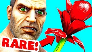 EVERYBODY FORGOT ABOUT THIS FLOWER! EXTREMELY DANGEROUS! (Ark Survival Evolved Trolling)