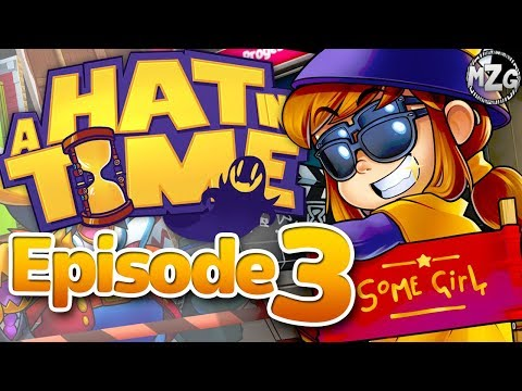 Lights. Camera. Action! Battle of the Birds! - A Hat in Time Gameplay - Episode 3