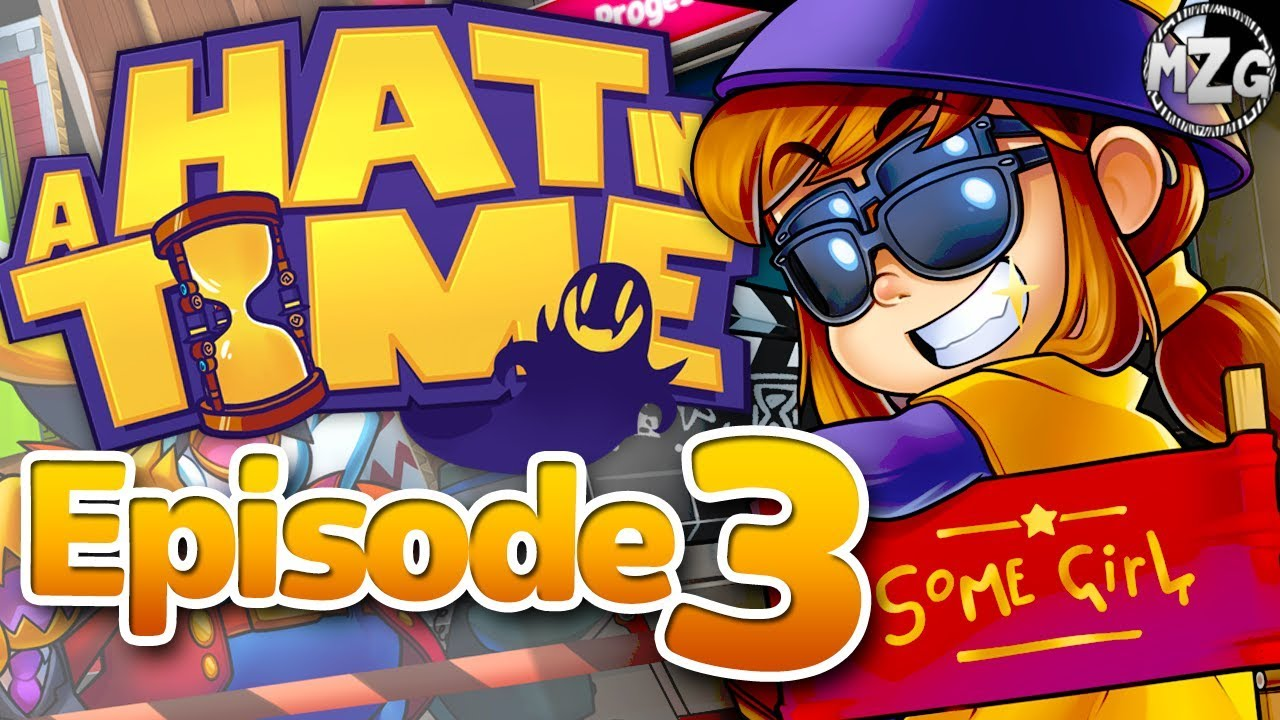 Download Lights. Camera. Action! Battle of the Birds! - A Hat in Time Gameplay - Episode 3