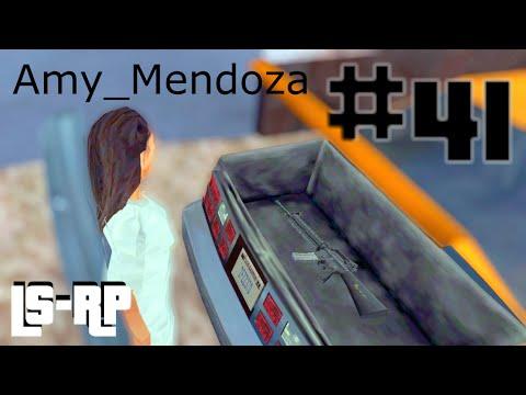 [LS-RP] Amy Mendoza - Episode #41 - Criminal Names