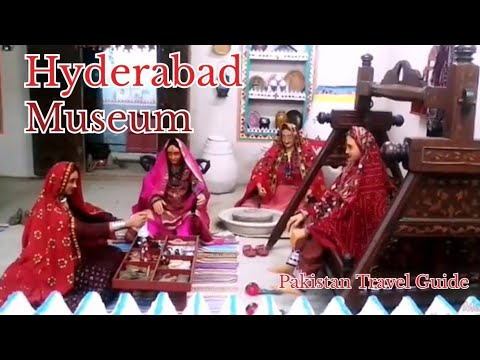 Hyderabad Museum 2018 Sindh Pakistan