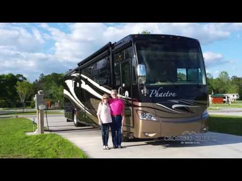 Where To Camp In A Resort Rv At Jekyll Island
