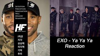 EXO  - YA YA YA  Reaction Video Higher Faculty