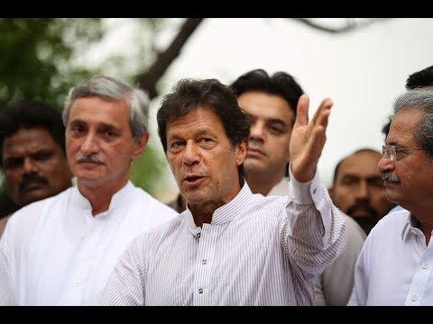 Imran khan's Media Talk in Islamabad Bani gala 06-07-2017