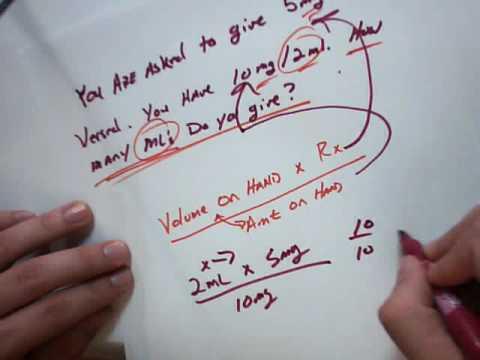 Formulas for calculating dopamine infusions    blog manicurex ru