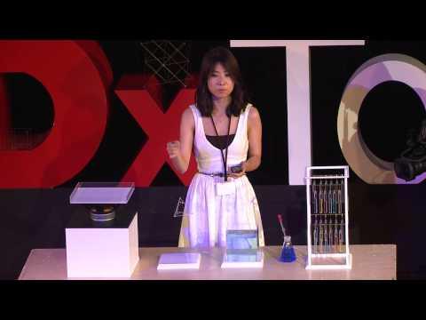 Integration of Art and Science   Yoko Shimizu   TEDxTokyo