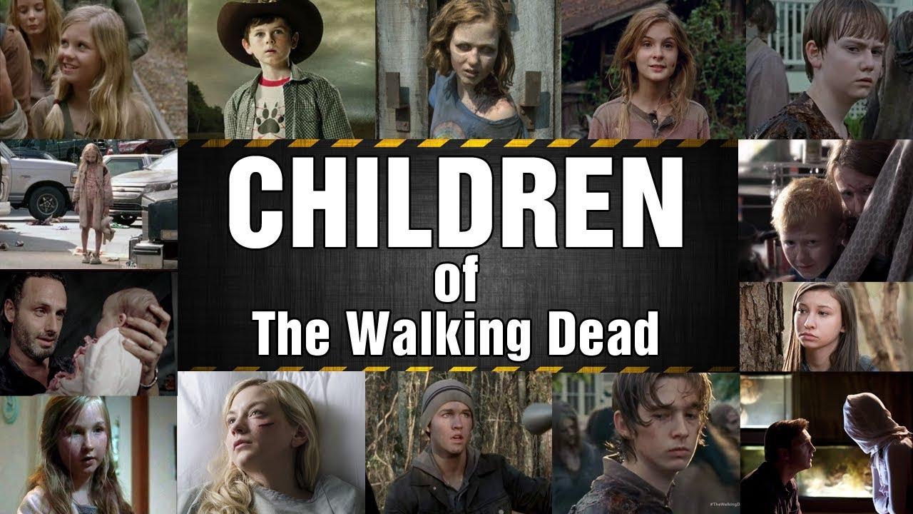 Download Children of The Walking Dead