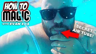 7 MAGIC POOL PRANKS FOR SUMMER (underwater challenge)