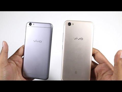 Hindi | Vivo V5 Vs Vivo V5 Plus Quick Comparison