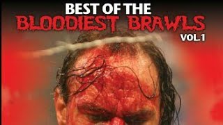 TNA DVD Review Best of the bloodiest Brawls