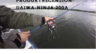 Produktrecension-Daiwa NINJA 2000A Haspelrulle