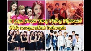 8 Lagu Korea Yang paling terkenal dan Digemari Masyarakat Indonesia