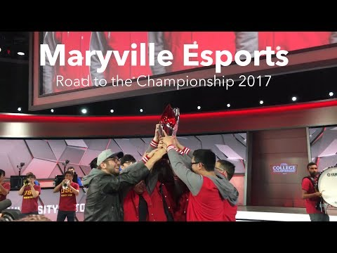 Maryville Esports – Road To The uLoL Championship 2017