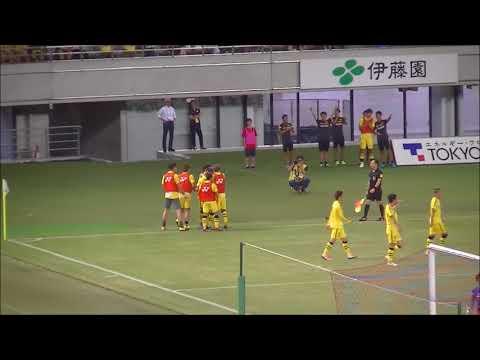 柏レイソル FC東京戦 瀬川のオーバーヘッドシュート
