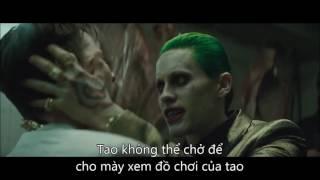 Vietsub Trailer Suicide Squad ''Joker'' [CineD]
