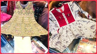 Beautiful Kids Eid Wear and Casual Dresses Shop Online/ Online Kids Dresses Shopping