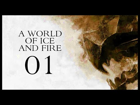 A World of Ice and Fire 2.5 Gameplay Let's Play Part 1 (JOURNEY TO DRAGONSTONE)