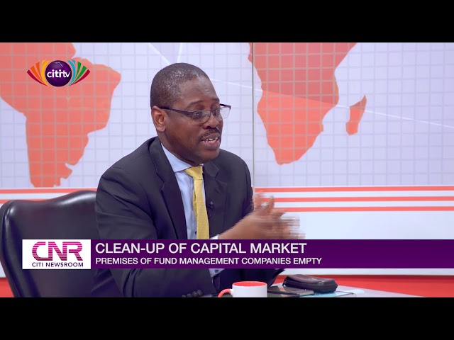 Clean-up of capital market: Premises of fund management companies empty | Citi Newsroom